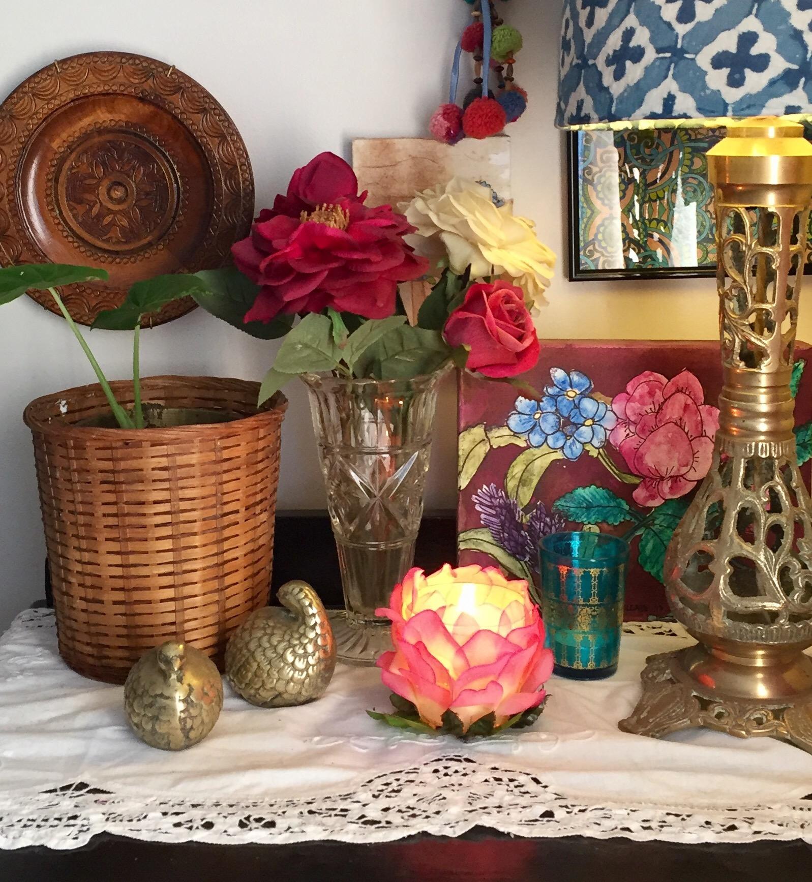 Gypsy Rose Luminaries