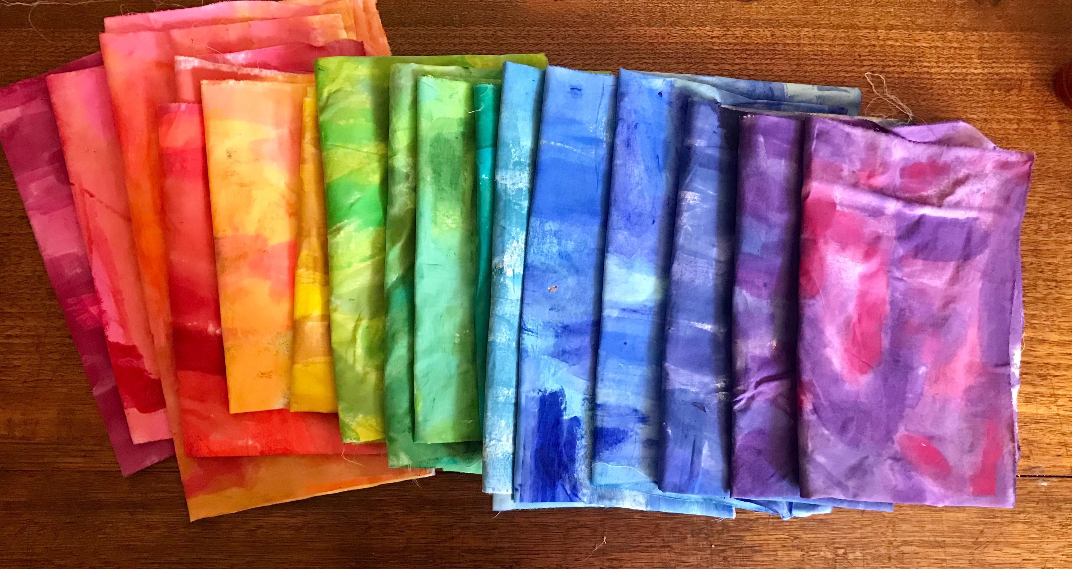 Rainbow Prayer Flags